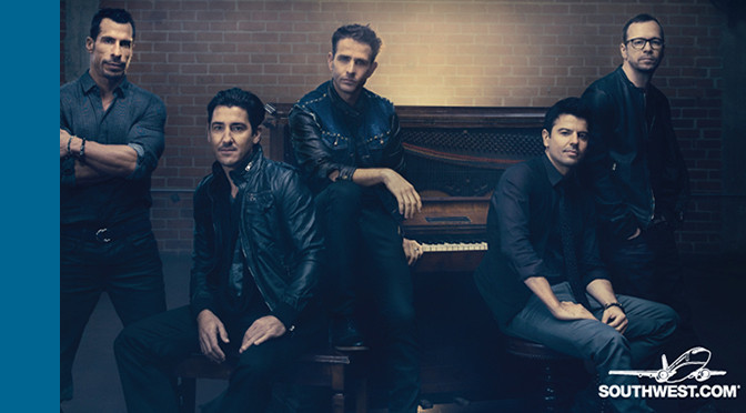 CONTEST: Party Plane to NKOTB After Dark in Las Vegas