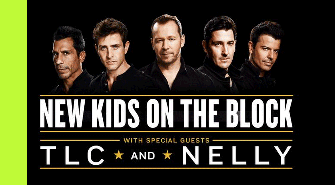 New Kids on the Block -<br />The Main Event Tour 2015